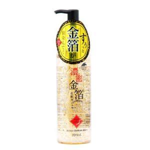 濃密金箔化粧水ジェル 200ml  - ユニマットリケン|healthy-good