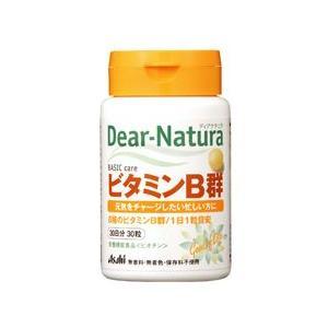 ディアナチュラ ビタミンB群 30粒  - アサヒフード&ヘルスケア healthy-good
