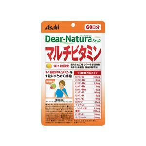 ディアナチュラスタイル マルチビタミン 60日分 60粒  - アサヒフード&ヘルスケア healthy-good
