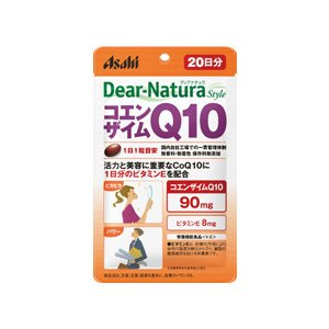 ディアナチュラスタイル コエンザイムQ10 20日分 20粒  - アサヒフード&ヘルスケア|healthy-good