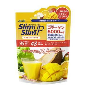 スリムアップスリム ベジフルVITAスムージー 300g  - アサヒフード&ヘルスケア|healthy-good