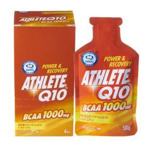 アスリート Q10 BCAA 50g×6本 ボックス入り  - 室町ケミカル|healthy-good