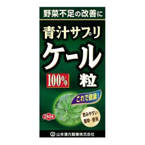 ケール青汁粒 280粒  - 山本漢方製薬 healthy-good
