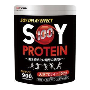 ソイプロテイン 900g  - ユーワ|healthy-good