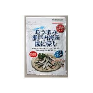 0706014 遠赤焙煎仕上げ おつまみ瀬戸内海産焼にぼし 45g×20袋|healthy-living