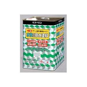 SP一液水性簡易防水塗料(下塗り・上塗り兼用タイプ) 16kg