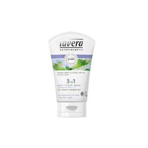 lavera ラヴェーラ 3in1 ディープウォッシュマスク (洗顔・スクラブ・マスク) 125ml 106536|healthy-living