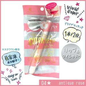 COLOR ME RAD クッションカラーぺン 04 (リップカラー) antique rose  EL74250|healthy-living
