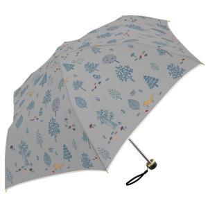 moimoi ミニ 55cm 折りたたみ傘 超軽量 MK495500 グレー|healthy-living