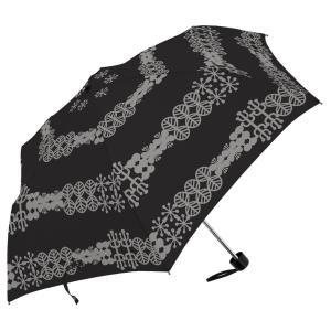 ノルディック ミニ 55cm 折りたたみ傘 超軽量 MK496300 ブラック|healthy-living