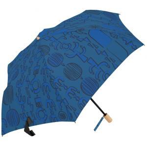 ayamaeda(アヤマエダ) candles ミニ 55cm 折りたたみ傘 超軽量 MK496900 ブルー|healthy-living