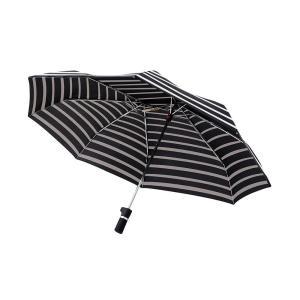 軸をずらした傘 Sharely ストライプ EF-UM02ST|healthy-living