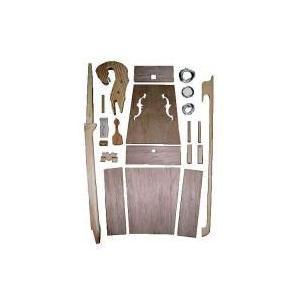 民族楽器 馬頭琴 キット|healthy-living