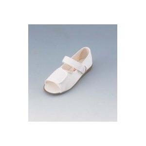マリアンヌ製靴 リハビリシューズ(婦人用)白 W503|healthy-living