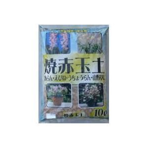 5-19 あかぎ園芸 焼赤玉土 大粒 10L 2袋