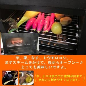 フォーマック パワースチームオーブン ニューグランシェフ(送料無料)蒸し籠プレゼント メーカー直送(店で展示してます)消費者還元事業対応(5%バック) healthyikeda 17