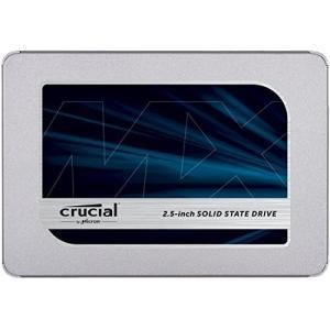 SSD Crucial SSD 500GB MX500 内蔵2.5インチ 7mm (9.5mmアダプ...