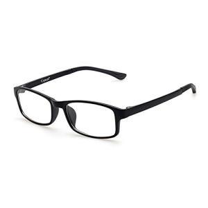 Cyxus(シクサズ)軽量TR90青色光をカット[透明レンズ] 輻射防止眼鏡 uvカット パソコンサングラス PC用メガネ 男女兼用|healthysmile