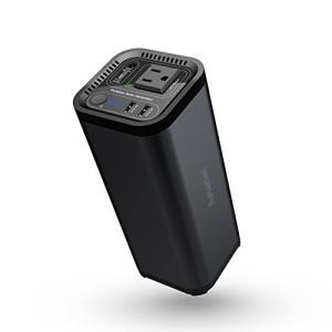 充電式発電機 ポータブル電源 大容量 41600mAh 15...