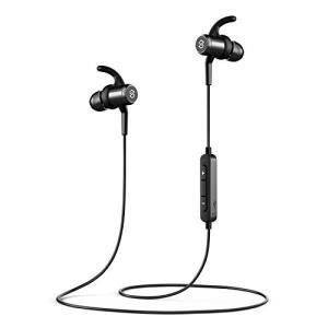 ワイヤレスイヤホン SoundPEATS(サウンドピーツ) Q34 Bluetooth イヤホン 高...