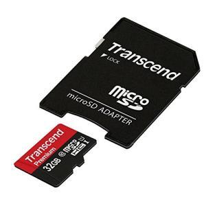 Transcend microSDHCカード 32GB Class10 UHS-I対応 無期限保証 Nintendo Switch / 3DS 動作確認済 TS32GUSDU1PE (FFP)|healthysmile