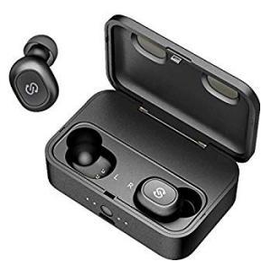 ワイヤレスイヤホン SoundPEATS(サウンドピーツ) Q32 Bluetooth 5.0 完全...