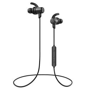 ワイヤレスイヤホン SoundPEATS(サウンドピーツ) Bluetooth イヤホン AAC &...