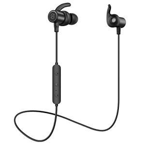 ワイヤレス イヤホン SoundPEATS(サウンドピーツ) Q30 Plus Bluetooth ...