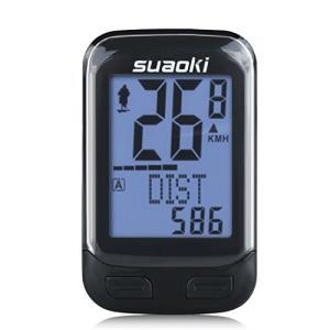 メーカー・ブランド:suaoki  【最高速度、平均速度を記録、日常の走行速度を視覚的に確認】日常走...