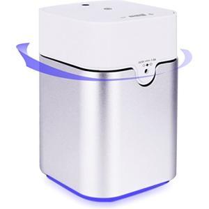 公式 アロマディフューザー ENERG ネブライザー式アロマディフューザー 静音 量調整可能 精油瓶...