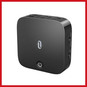 Bluetooth 4.1 トランスミッター レシーバー 光入出力対応 デジタル ブルートゥース 送...