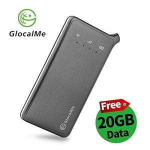 モバイル Wi-Fi ルーター【アジア周遊】GlocalMe U2  ホットスポット 日本 中国(香...