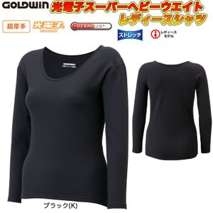GOLDWIN(ゴールドウィン) 光電子スーパーヘビーウエイトレディースシャツ GSM14360  ...