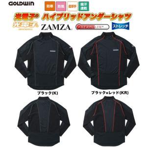 GOLDWIN(ゴールドウィン) 光電子 ハイブリットアンダーシャツ GSM24855 (秋冬 防風...