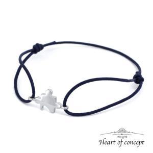 送料無料 シルバー ブレスレット ハートオブコンセプト プレゼント 誕生日 HCB-106WH|heart-of-concept