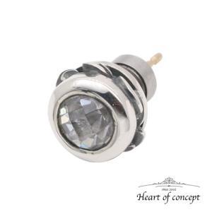 シルバー ピアス ハートオブコンセプト プレゼント 誕生日 HCE-48CZ heart-of-concept