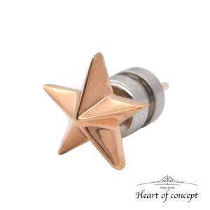 送料無料 シルバー ピアス ハートオブコンセプト プレゼント 誕生日 HCE-56PK|heart-of-concept