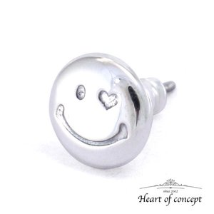 シルバー ピアス ハートオブコンセプト プレゼント 誕生日 HCE-74 heart-of-concept