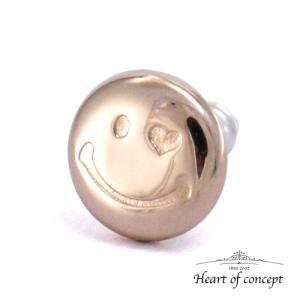 シルバー ピアス ハートオブコンセプト プレゼント 誕生日 HCE-74PK heart-of-concept