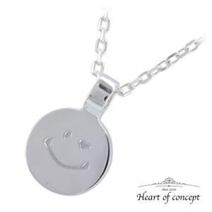 送料無料 シルバー ネックレス ペンダント ハートオブコンセプト プレゼント 誕生日 HCP-360 heart-of-concept