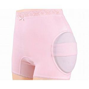 洗い替え用ガードル / 50817 ピンク 3L(ケース)|heartcare