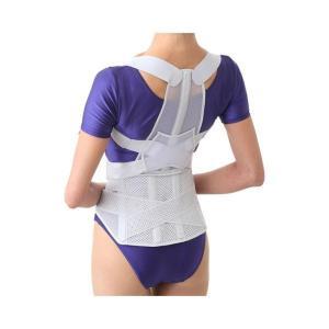 お医者さんの腰から正す姿勢ベルト heartcare