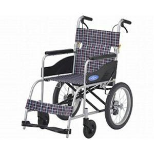 車椅子 車いす 介助用 軽量 折りたたみ アルミアルミ介助車いす NEO-2 / 座幅40cm|heartcare