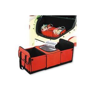 車用収納ボックス mini-cargo クーラーボックス付 内装用品 自動車 車 車用クーラーボックス 収納ボックス 買い物袋 収納 ボックス 小物 収納BOX グッズ|heartdrop