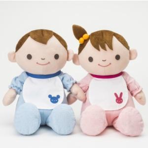 音声認識人形 こんにちは赤ちゃん ぬいぐるみ おもちゃ 音声認識 人形 音声 認識 おしゃべり しゃべる ぬいぐるみ しゃべる人形 プレゼント付|heartdrop
