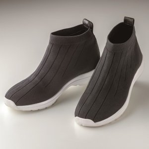 美歩人ウォーカー ウォータープルーフ レインシューズ レディース 靴 雨 雨用 おしゃれ かわいい 可愛い 防水シューズ 防水スニーカー 防水 シューズ スニーカー|heartdrop