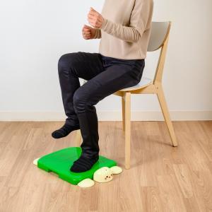 いっしょに脳トレ 足踏みかめさん 足踏み ステッパー 敬老の日 脳トレ 高齢者 家庭用 運動不足 解消 自宅 室内 健康 器具 運動器具 健康器具 有酸素運動|heartdrop