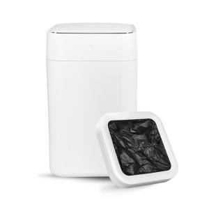 全自動スマートゴミ箱 TOWNEW 本体 ゴミ箱 ダストボックス ふた付き おしゃれ キッチン用ゴミ箱 キッチン用ふた付きゴミ箱 全自動型ゴミ処理機 自動開閉|heartdrop