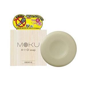 【限定クーポン】MOKU AIDソープ 100g heartdrop