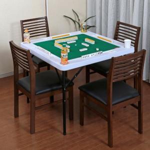 直送品 代引き不可 高さ2段階 麻雀テーブル 麻雀 麻雀卓 家庭用 折りたたみ 手打ち 麻雀台|heartdrop